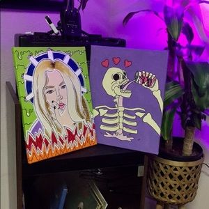 🔮ONE OF A KIND PAINTINGS🔮